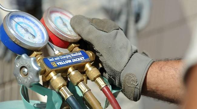 controls for fixing heating systems