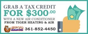 AC Tax Credit for Homeowners