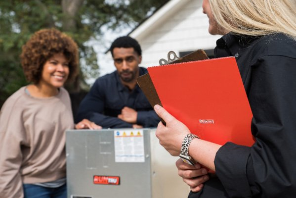 Trane AC to be installed in home with young couple