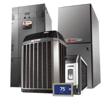 Trane HVAC products, quality tested