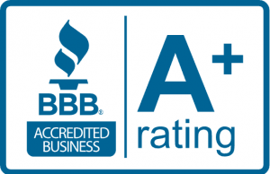Better Business Bureau A+ rating for Tiger Heating & Air in Corpus Christi, TX